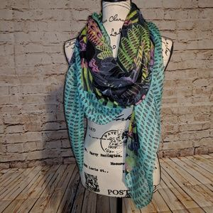 Accessories - Tropical Scarf